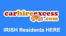 Carhireexcess.com car hire excess insurance for Irish Residents logo