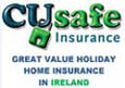 CUsafe Holiday Home Insurance logo