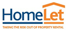 Landlords' insurance from HomeLet for Landlords in England, Scotland, Wales and N.Ireland logo