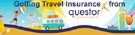 Golfing Travel Insurance from Questor Insurance Services logo